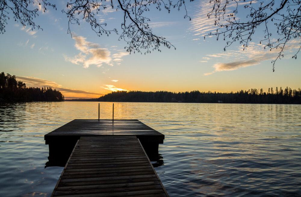 Озеро в Финляндии возглавило список красивейших мест Европы по версии CNN