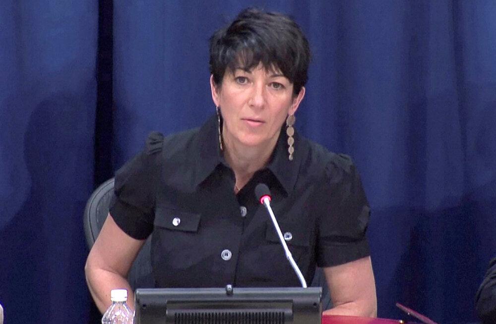 Pedofiil Jeffrey Epsteini endisele elukaaslasele Ghislaine Maxwellile esitati süüdistus kuritarvitamisele kaasaaitamises
