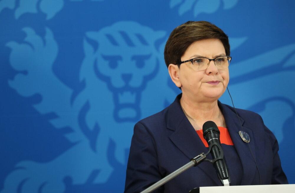 Poola peaminister Delfile: Poola on nii demokraatlik kui turvaline, ent mõnes Lääne-Euroopa riigis on kodanike turvalisus ohus