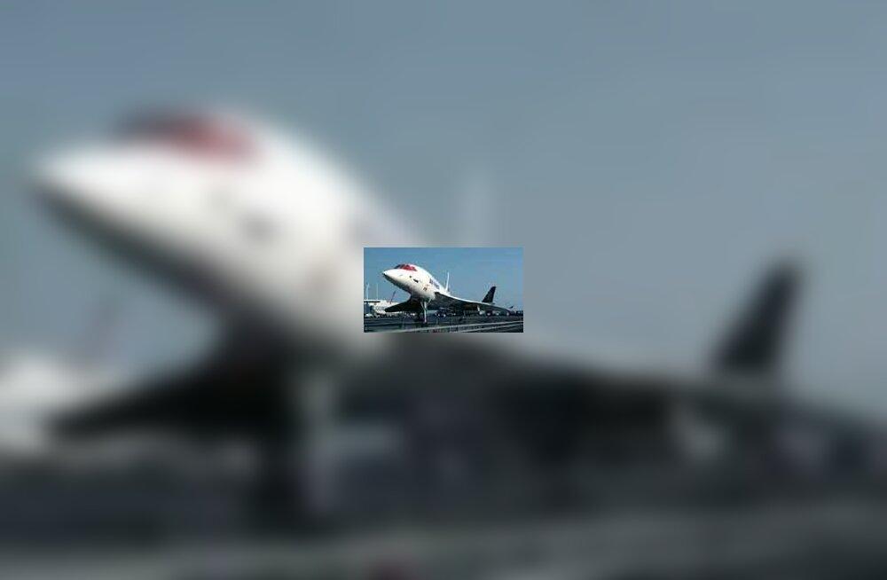 <b>Prantsuse minister: Concorde võib tänavu taas lende alustada </b>
