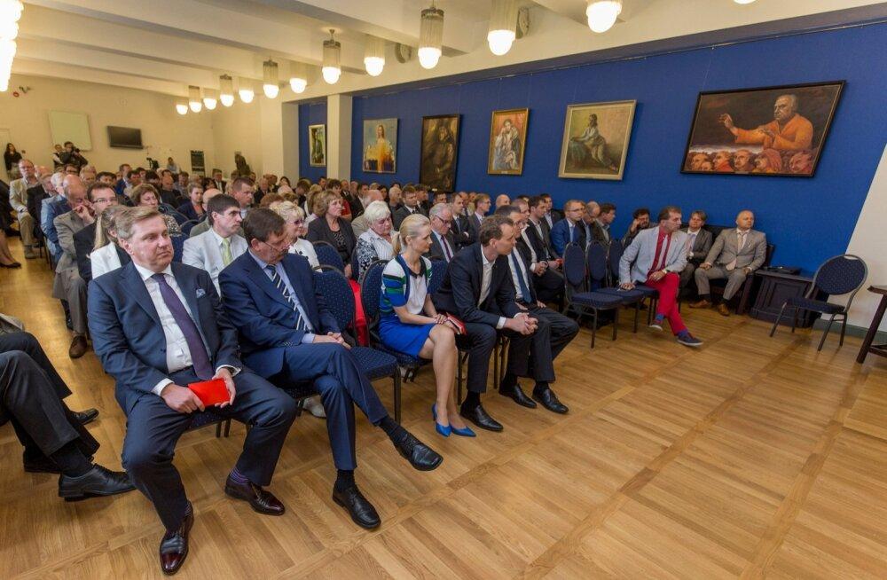 """Ringkonnakohus andis Tallinna """"munitsipaalpangale"""" rohelise tule"""