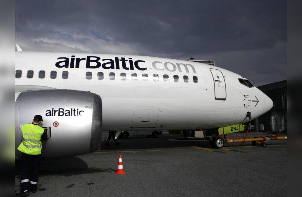 airBalticu masskoondamine tabab ka Eesti töötajaid