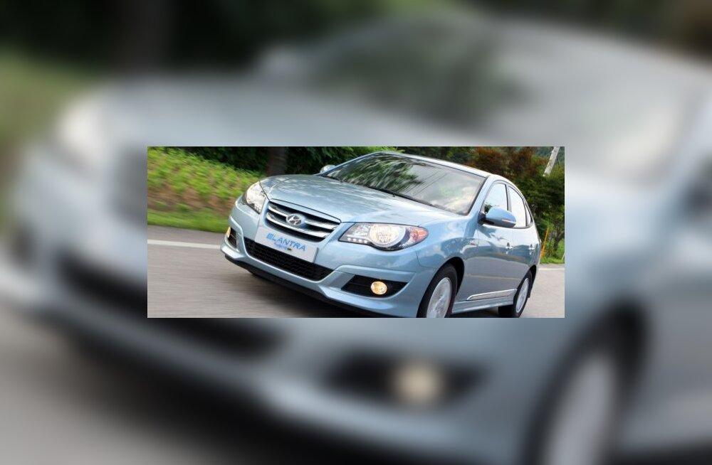 Hyundai Elantra LPI HEV