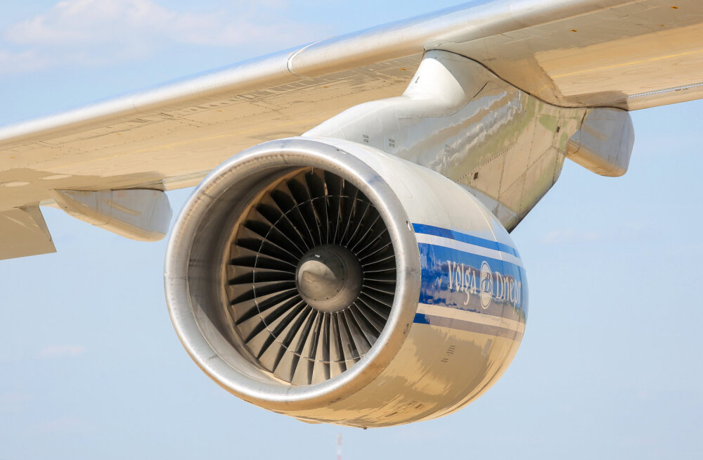 Lennuki mootorisse lennanud lind põhjustas Cardiffi lennujaamas paraja paanika