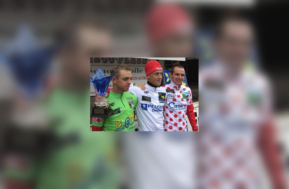 Tanel Kangert, Kalle Kriit ja Rein Taaramäe, foto: www.sitekbe.com