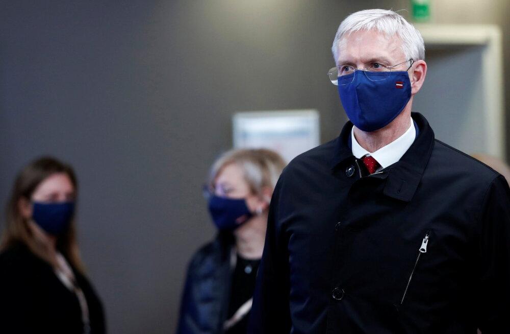 Läti ametnikud ütlesid ära suurest kogusest pakutud koroonavaktsiinist. Peaminister lubab karistust
