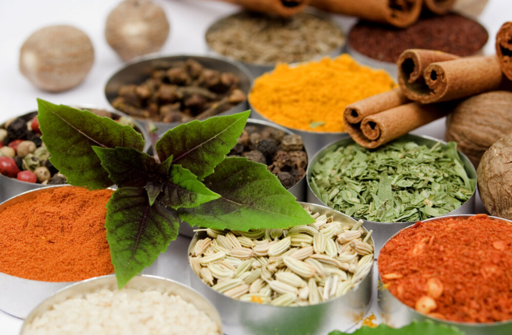 Maitsed mõjutavad keha ja meelt: ajurveeda kuus täiuslikku maitset