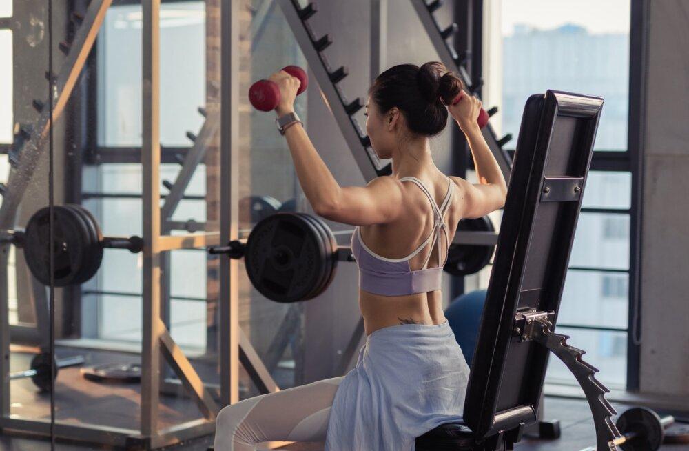 Почему тренировки — это не инструмент для похудения? Объясняет фитнес-тренер из Эстонии