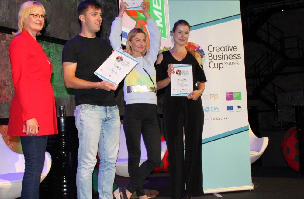 Creative Business Cup'il esindab Eestit moetööstuse optimeerija Pre Production OÜ