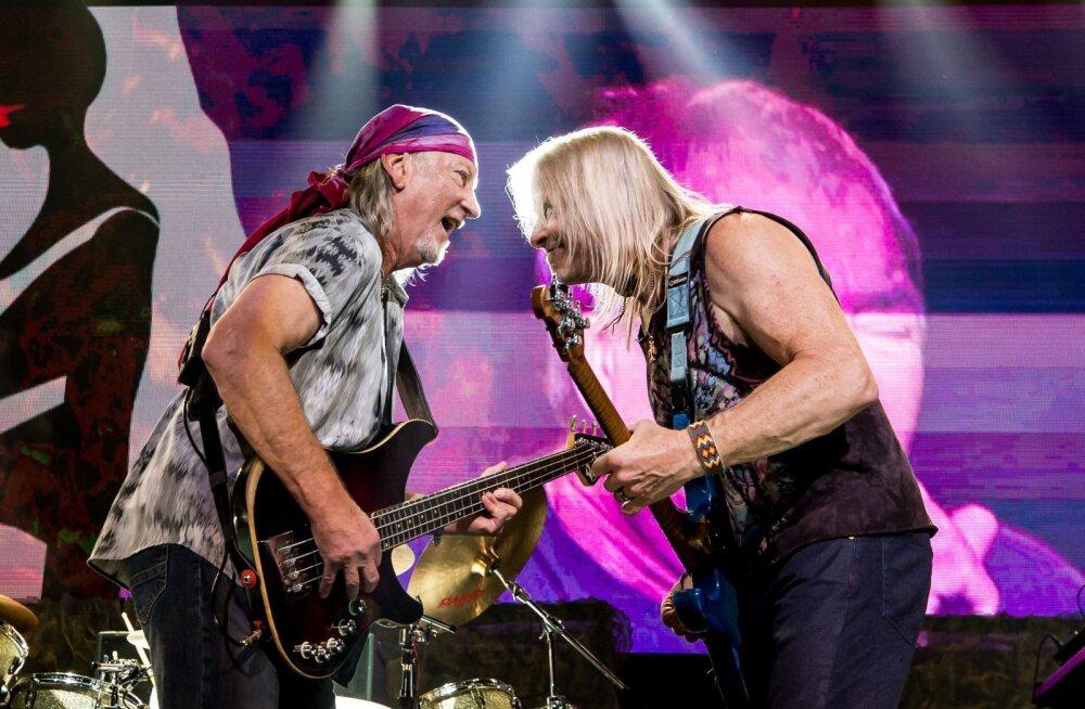 Rokisõber, rõõmusta! Ansambel Deep Purple esineb järgmisel aastal Eestis