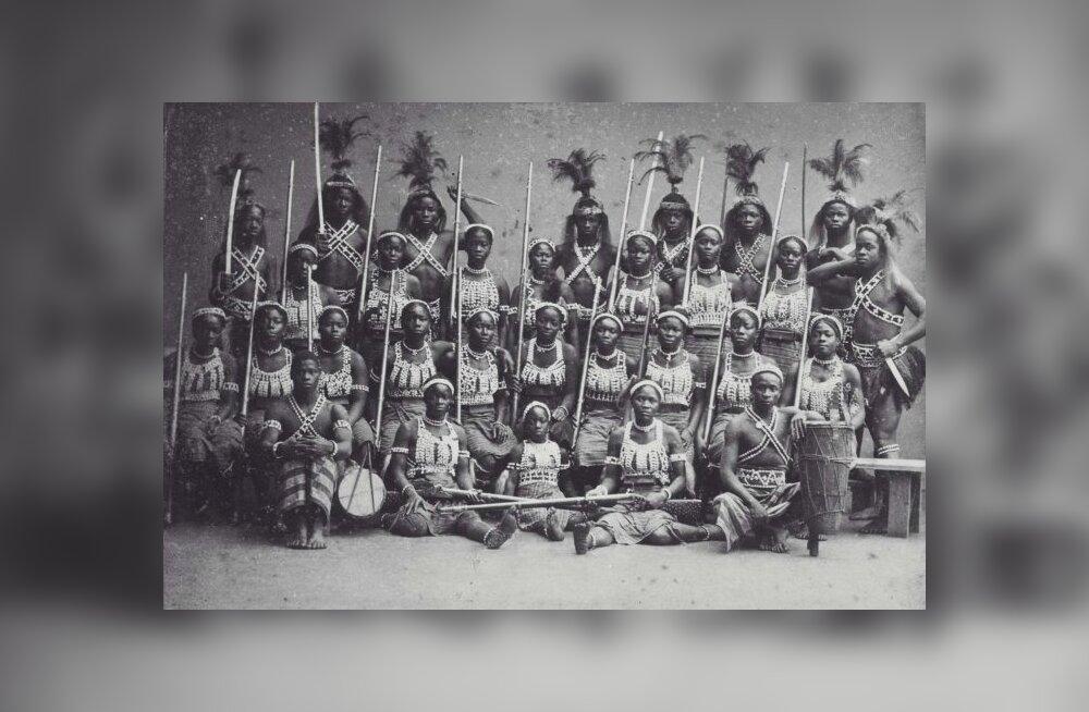Dahomee amatsoonid: Aafrika eliitväe moodustasid naised