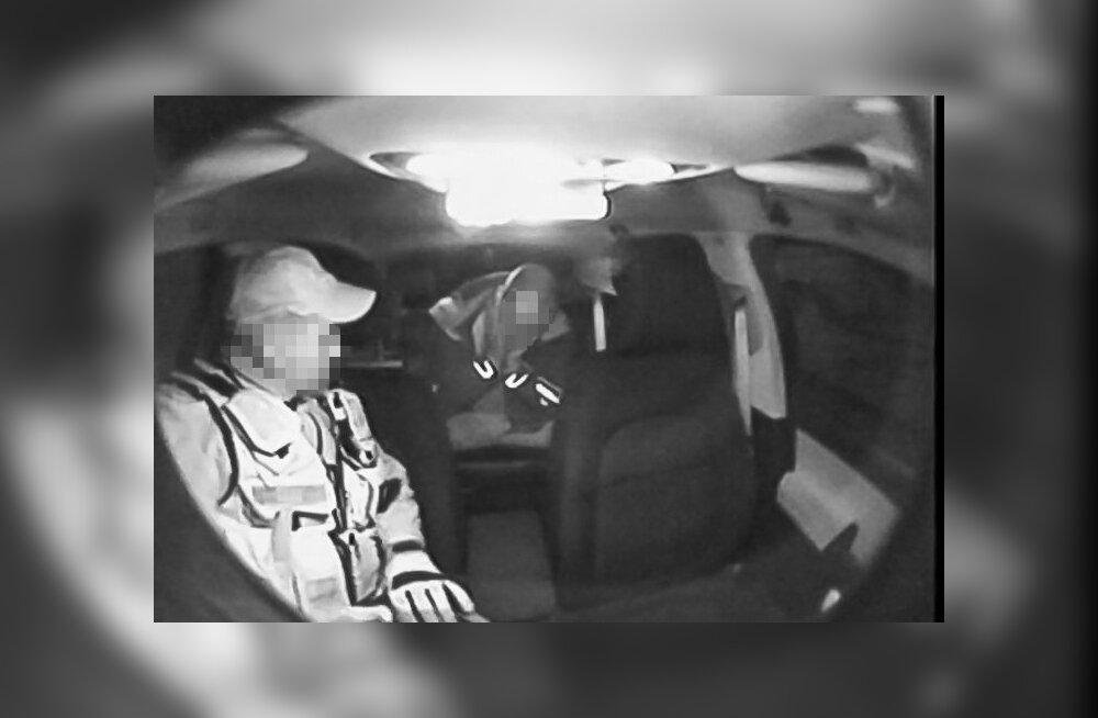 Pea rinnal roolis tukkuvad tegelased on suure tõenäosusega GHB-d tarvitanud, teab politsei.