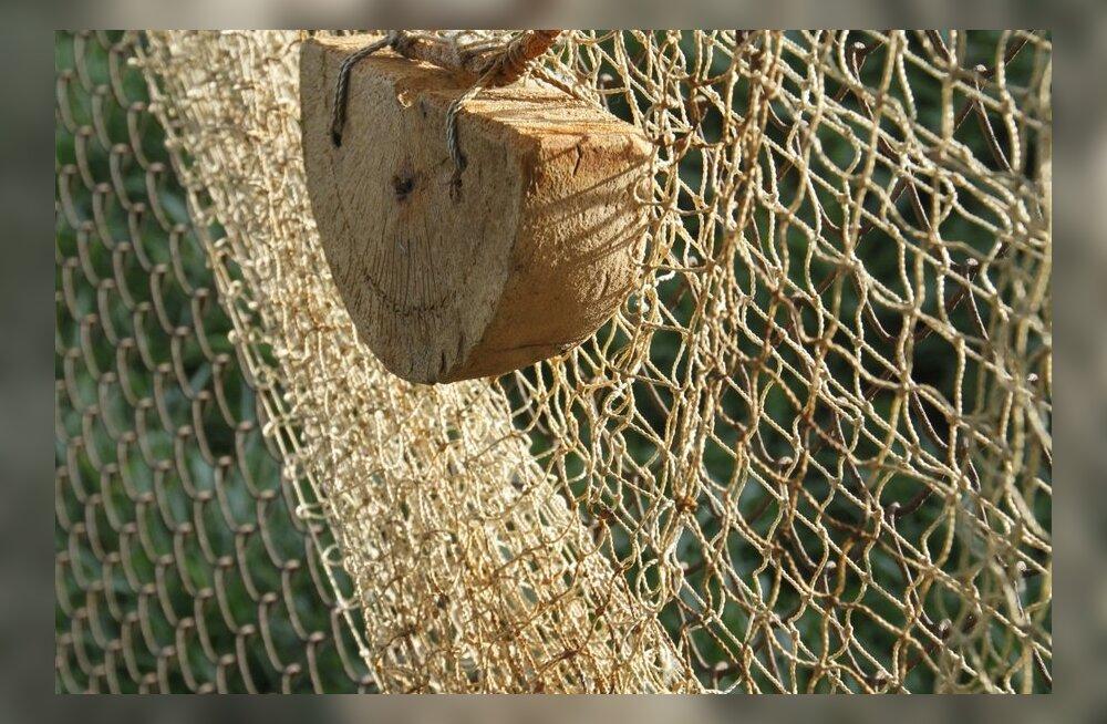 Kalamehe päästis märjast hauast plastkast