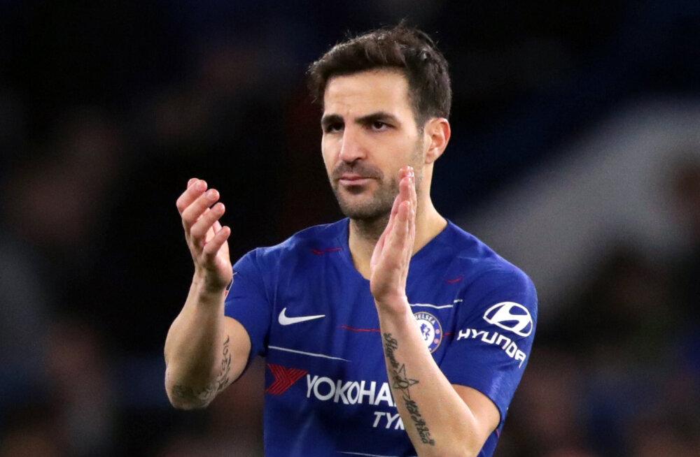 Hispaania jalgpallilegend on Chelsea ridadest lahkumas
