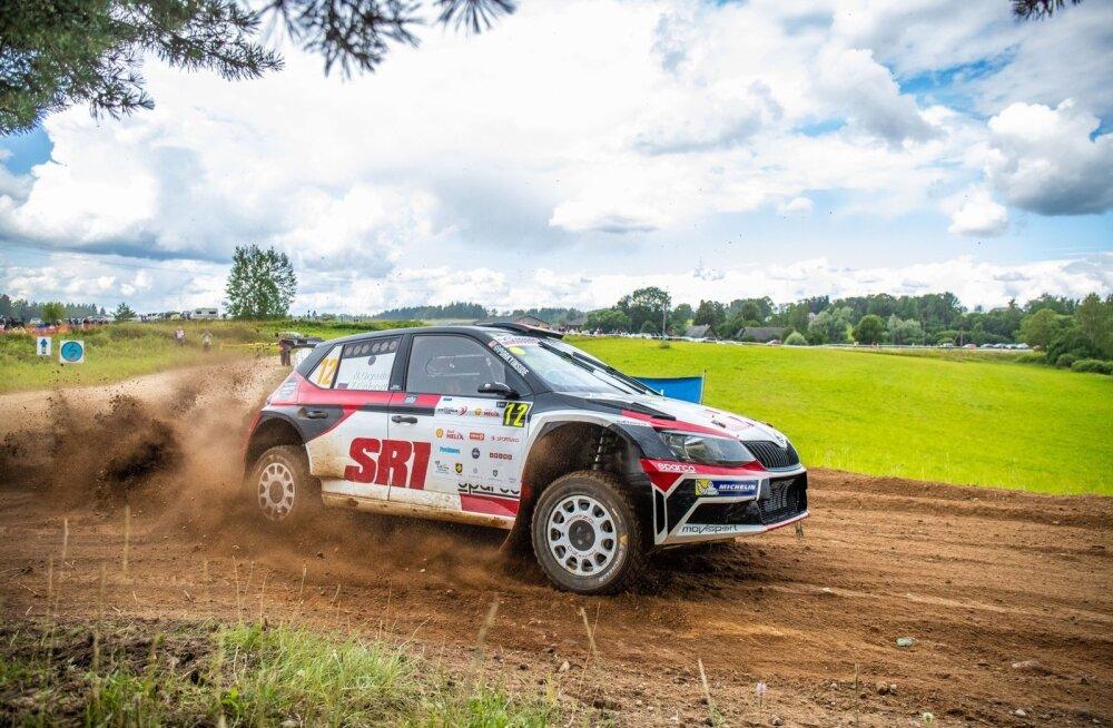 Rally Estonia 2019 SS3