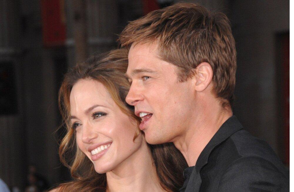 Abielu mõranes juba enne pulmi! Üllatav põhjus, miks Angelina Joliel tegelikult Brad Pitti vastu vimm on