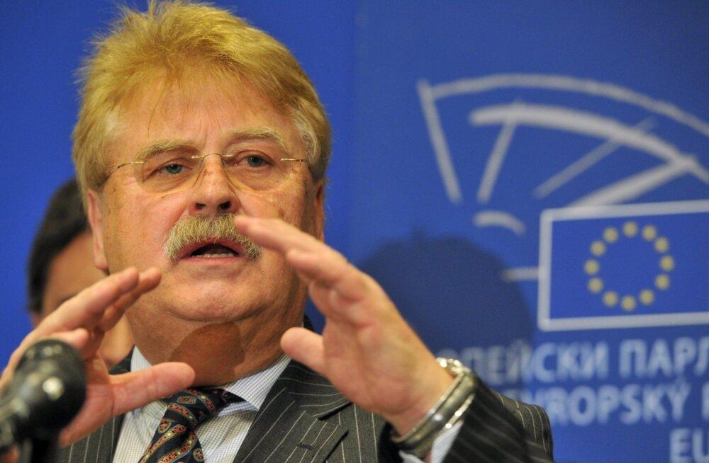 Saksa eurosaadik Elmar Brok