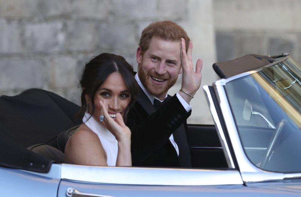 Prints Harry kinkis oma värskele abikaasale hinnalise sõrmuse, millega käib kaasas ka imekaunis lugu