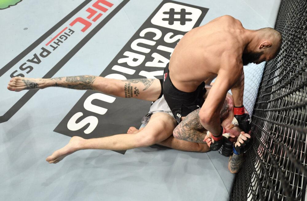 ВИДЕО: Чеченский Хабиб установил рекорд UFC и вызвал на бой Макгрегора