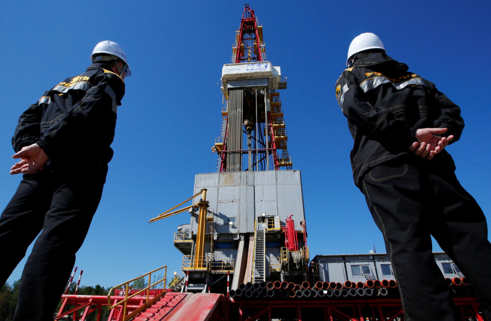 Saudi Araabia ja Venemaa plaanivad koostööd - kuid nafta tootmismahtu veel ei külmuta
