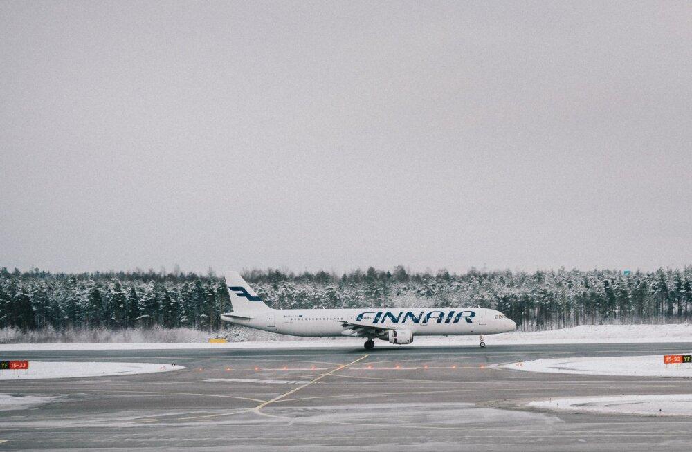 Finnair возобновляет полеты в Россию с 28 января