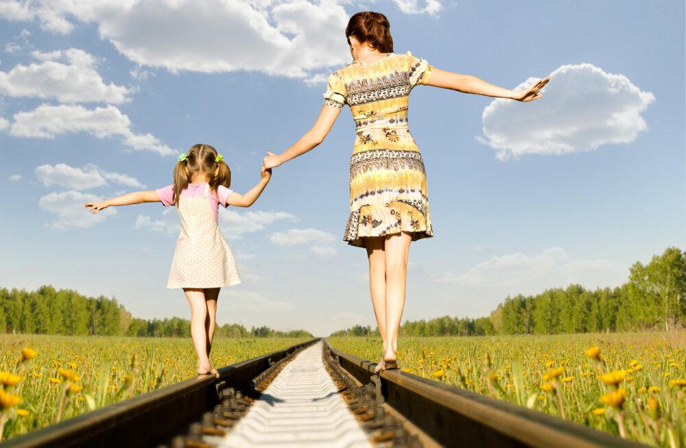 Emade ja tütarde vahelised suhted ei ole alati kergete killast! Eestlanna räägib enda mõtlemapaneva loo