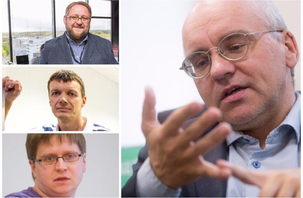 ERR ühendab spordi- ja uudistetoimetuse, uut juhti hakatakse otsima konkursiga