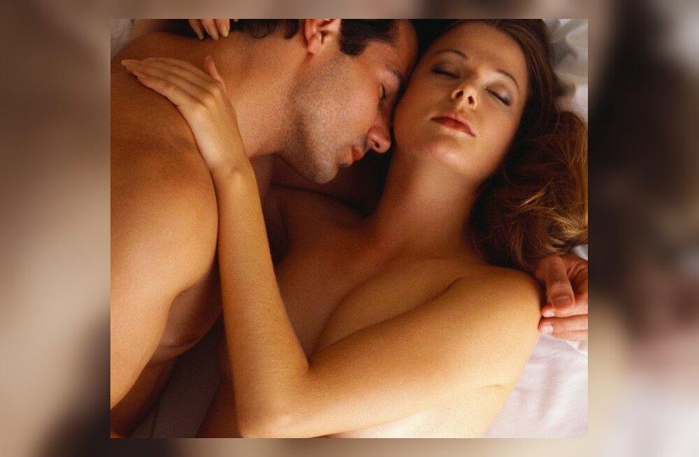 Слишком частый секс вред