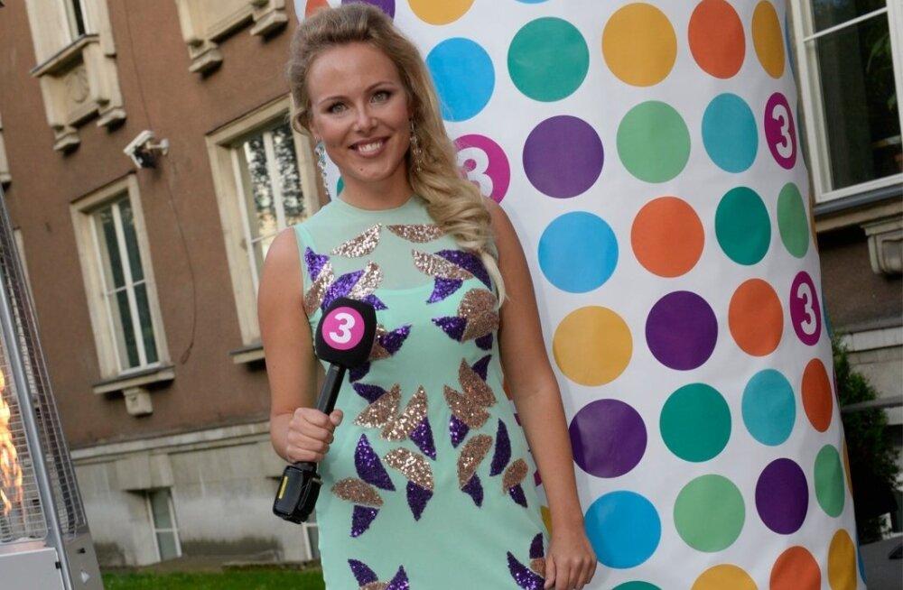 Romantika missugune: TV3 kaunis reporter Kadri Pikhof kihlus paradiisirannal