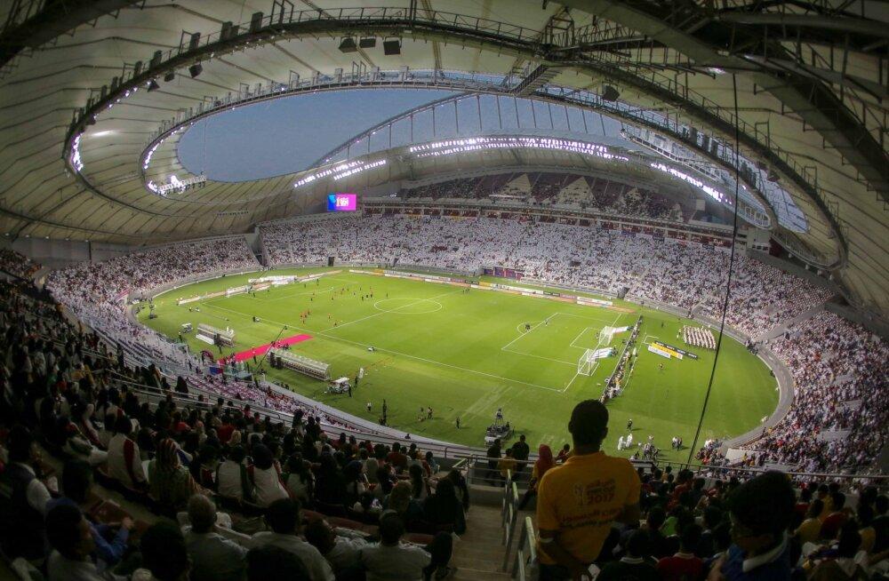 Naaberriikide boikott seab jalgpalli MMi Kataris suure küsimärgi all