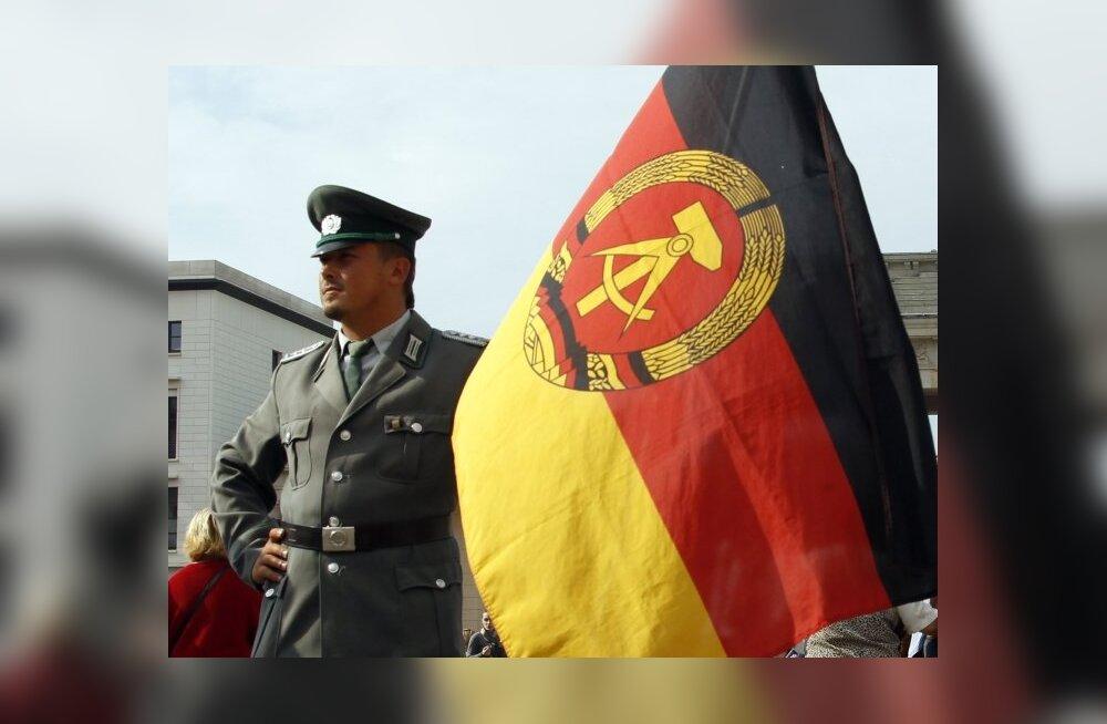 Lääne-Saksa kantsler tahtis Ida-Saksamaa USA miljardite eest välja osta