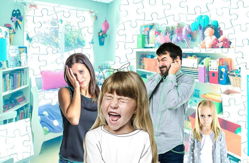 Kasuema valus pihtimus   Lapse vastuseis isa uuele suhtele viiski lahkuminekuni