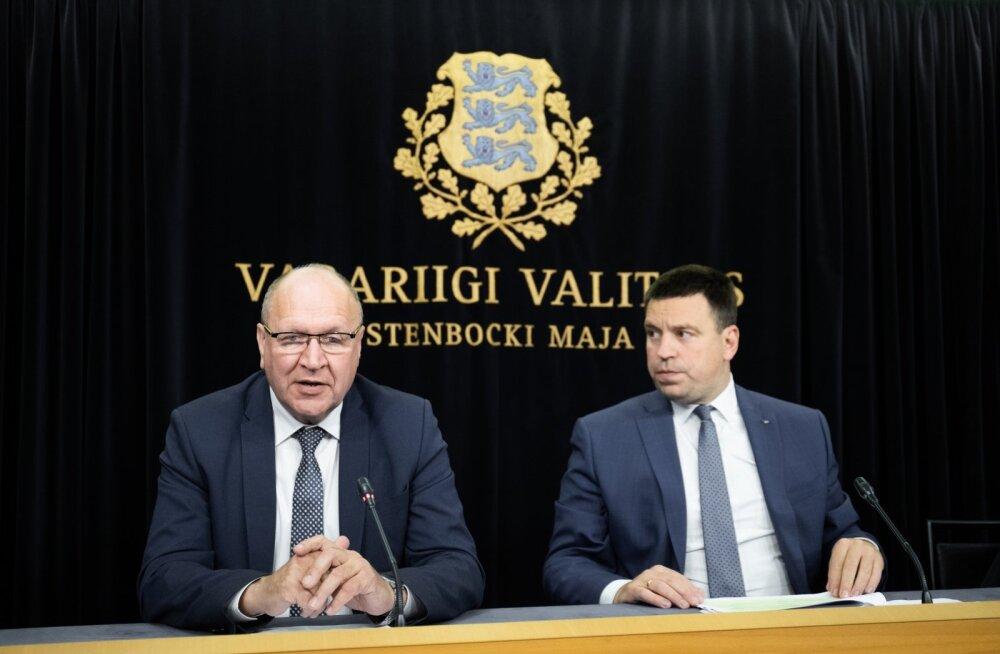 Март Хельме послал всех геев в Швецию. Ратас заявил, что в правительстве об этом не договаривались