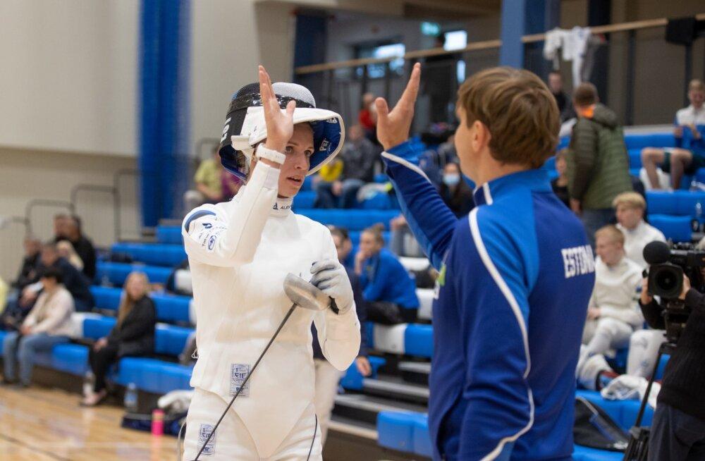 Eesti meistrivõistlused vehklemises