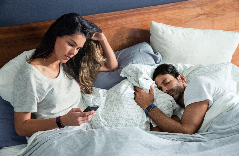 Aktiivsusmonitor toob selguse une kvaliteedi ja füüsilise aktiivsuse kohta