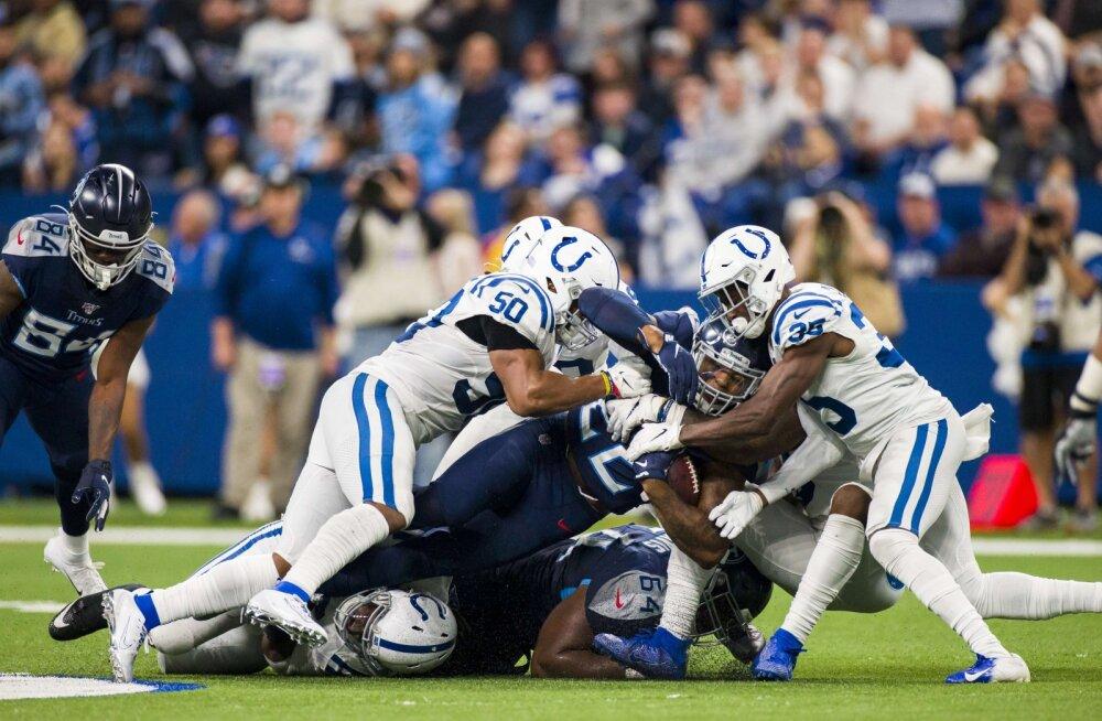Hundi ja Coltsi play-offi rong hakkab pärast valusat kaotust ära sõitma