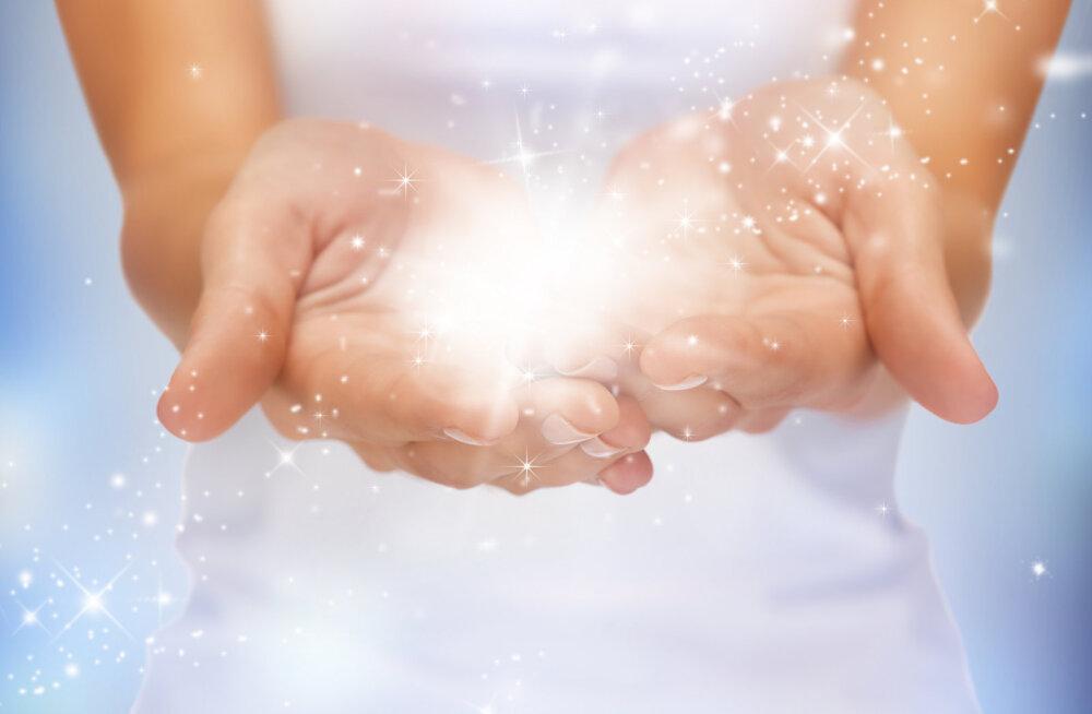 Iga inimlapse sees on suur igatsus ja soov - suuta oma puudutusega muuta maailma