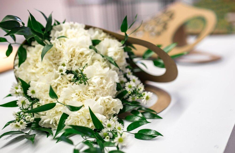 TOP 5: salongid, kust saad kallimale värskeima või unikaalseima lillebuketi