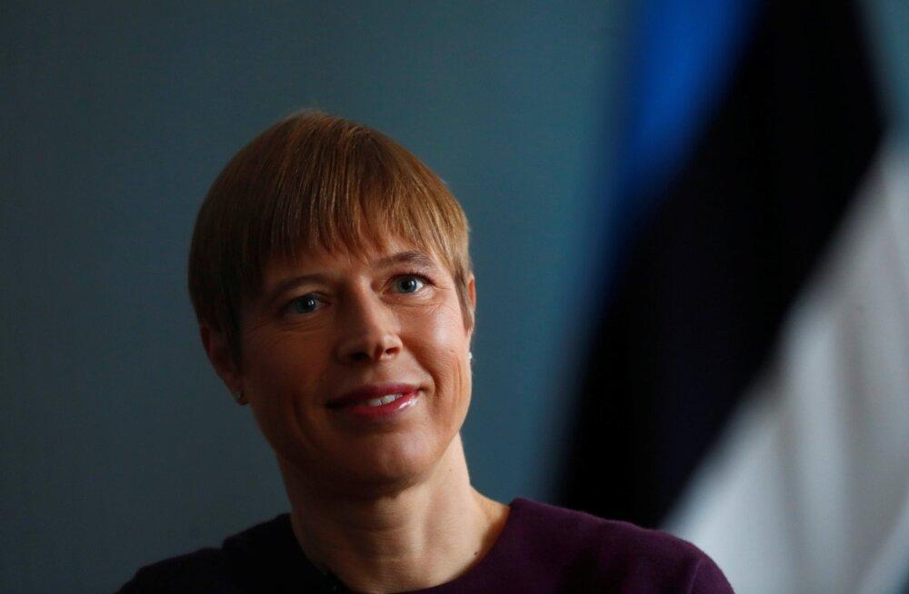 Vene eksperdid RT-le: Kaljulaid tuleb Moskvasse luurekäigule