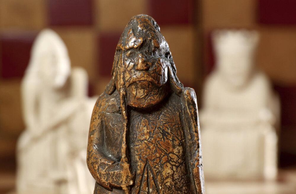 Šoti pere leidis lauasahtlist pea tuhande aasta vanuse taga otsitud malendi