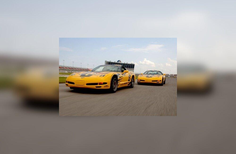 Millennium Yellow Corvette Z06