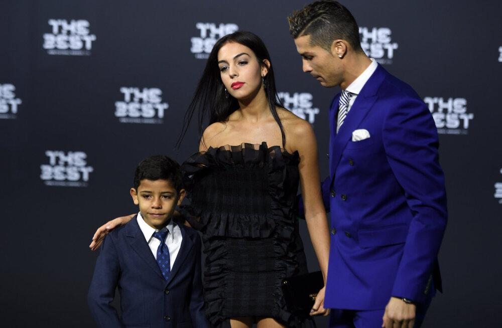 Hispaania meedia avaldas Ronaldo tulevase lapse soo