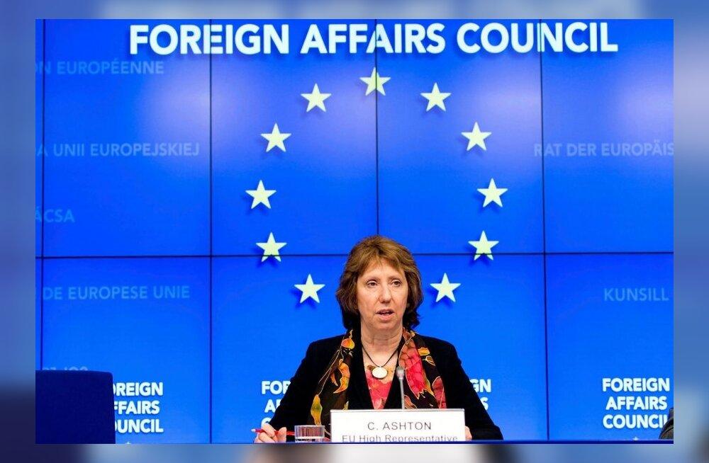 EL-i välisministrid kogunevad kiirkorras Ukraina küsimust arutama