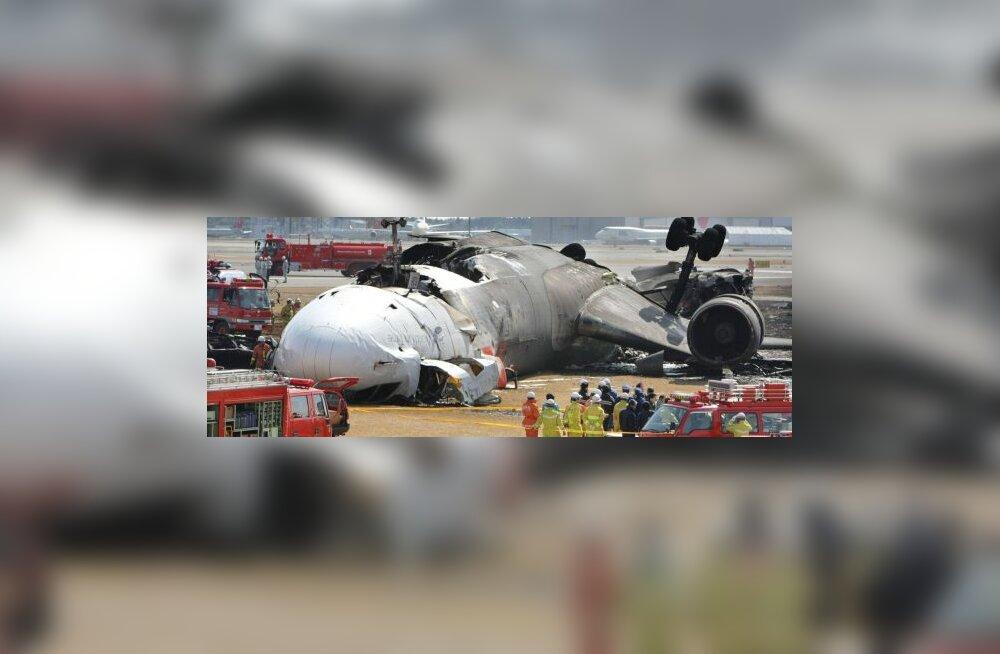 Lennuõnnetus on 10 korda tõenäolisem kui lotovõit