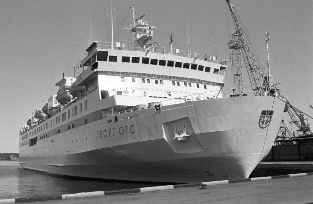 """Laeva """"Georg Ots"""" saatus tekitab Venemaal pahandust"""
