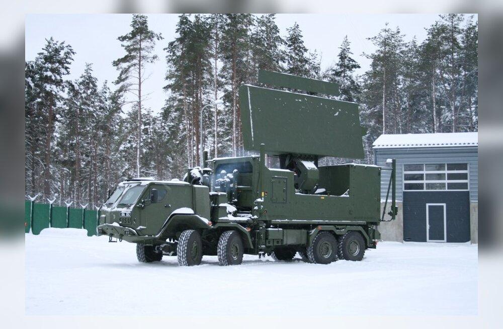 Radarisüsteem Ground Master 403