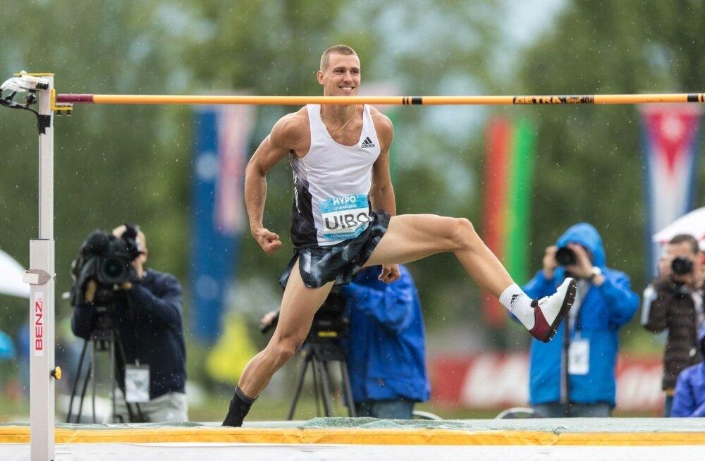 Kas Maicel Uibo aitab Eesti võistkonna Euroopa meistriks?