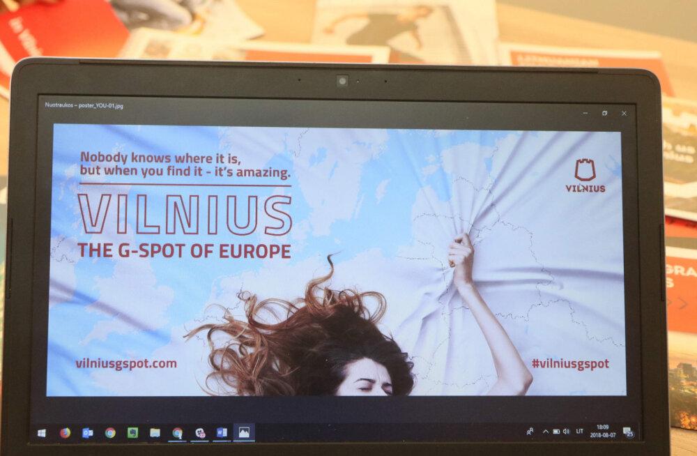ВИДЕО: Почему Вильнюс — это одна большая точка G?