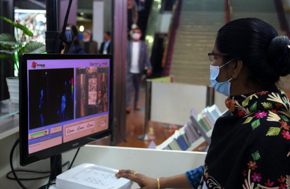 Tanel Kiik: lennujaama ja sadamasse tuleks viiruse tuvastamiseks paigaldada termokaamerad