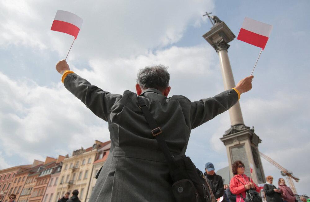 Võitlus väljarände vastu: Poolas tõuseb hüppeliselt noorte palk